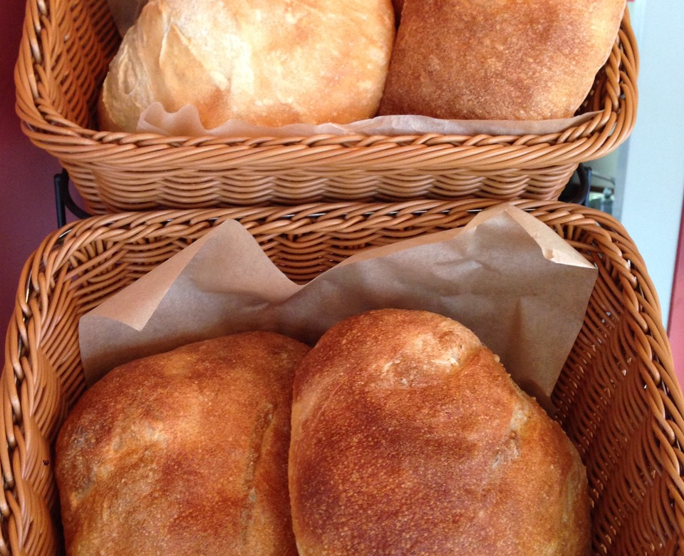 White And Harvest Bread
